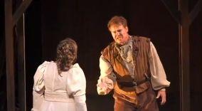 Wagner: Der fliegende Holländer, Act III, Confrontation Scene and Erik's Kavatine (Opera Roanoke 2012)